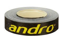 Andro Afplakband Zwart/geel