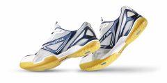 Stiga Sportskoenen Instinct II Wit/Marineblauw/Silver