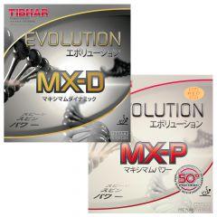 Tibhar Evolution Serie B 3=4