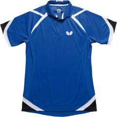 Butterfly Shirt Kido Blue