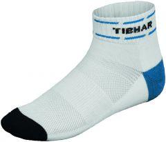 Tibhar Sokken Classic Wit/Blauw/Zwart