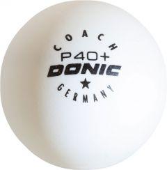 Donic Balls Coach P 40+*