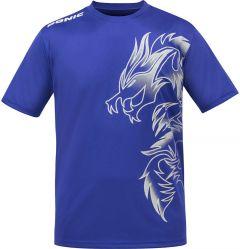 Donic T-Shirt Dragon Royal Blue