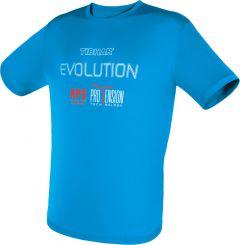 Tibhar T-Shirt Evolution Blauw