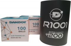Dandoy Extend Capacity Balls 200+