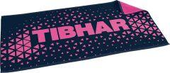 Tibhar Handdoek Game Navy/Roze