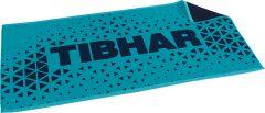 Tibhar Handdoek Game Turquoise/Navy