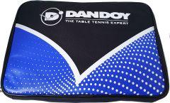 Dandoy Bathoes Single Blauw/Zwart
