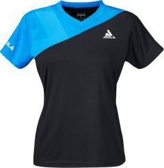 Joola Shirt Ace Lady Zwart/Blauw