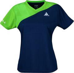 Joola Shirt Ace Lady Marine/Groen