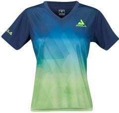 Joola Shirt Trinity Lady Marine/Groen
