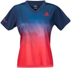 Joola Shirt Trinity Lady Marine/Rood