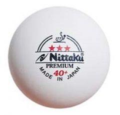 Nittaku Ballen Premium 40+ ***