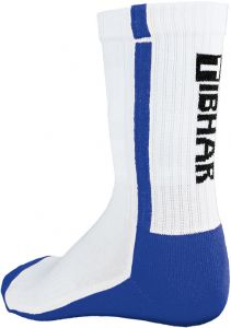 Tibhar Sokken Pro Wit/Blauw