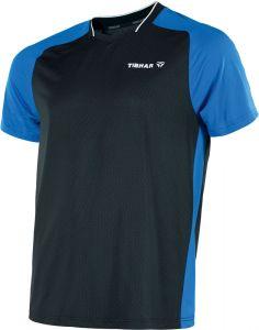 Tibhar TT-Shirt Pro Zwart/Blauw
