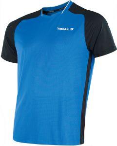 Tibhar TT-Shirt Pro Blauw/Zwart