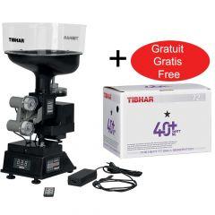 Tibhar Robot RoboPro Junior + 72 Tibhar balls SYNTT NG *