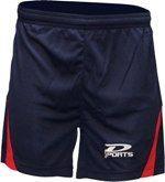 Dsports Short Roma Marine / Rouge