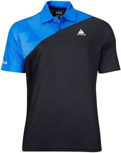 Joola Shirt Ace Zwart/Blauw