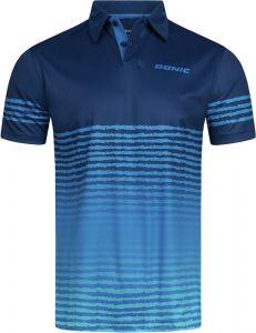 Donic Shirt Libra Navy/Blauw