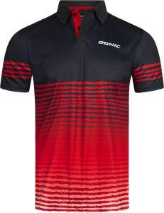 Donic Shirt Libra Zwart/Rood