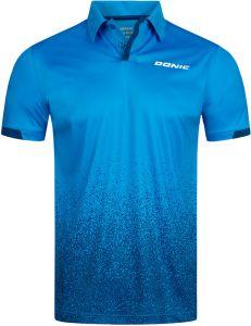 Donic Shirt Splash Blauw/Navy