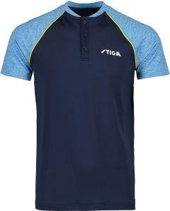 Stiga Shirt Team Navy/Blauw