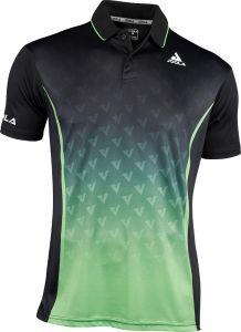 Joola Shirt Viro Zwart/Groen