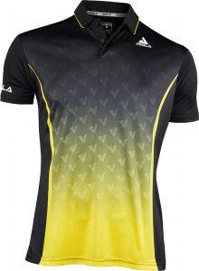 Joola Shirt Viro Zwart/Geel