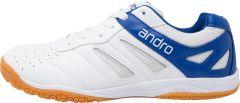 Andro Schoenen Shuffle Step Wit/Blauw