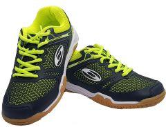 Donic Sportskoenen Ultra Power II Zwart/Lime