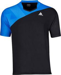 Joola T-Shirt Ace Zwart/Blauw