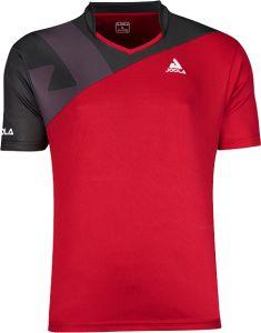 Joola T-Shirt Ace Rood/Zwart
