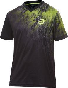 Andro T-Shirt Narcas Zwart/Groen