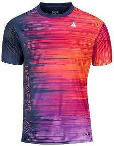 Joola T-Shirt Synchro Blauw/Roze