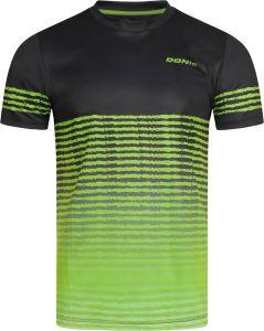 Donic T-Shirt Tropic Zwart/Groen