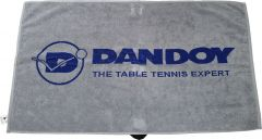 Dandoy Handdoek Blauw/Grijs