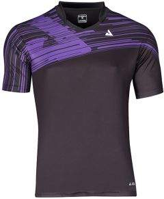 Joola Shirt Trigon Zwart/Purple