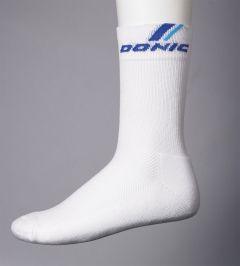 Donic Sokken Vesuvio White/Royal