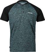 Stiga Shirt Team Groen/Zwart